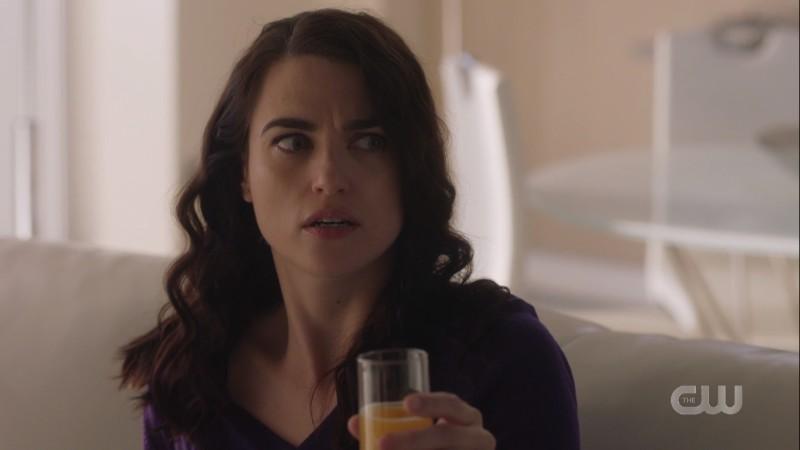 Lena looks shooketh