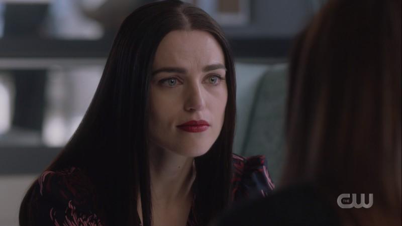 Lena looks lovingly at Andrea