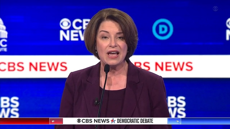 Amy Klobuchar brings her Midwestern values to the First in the South primary.