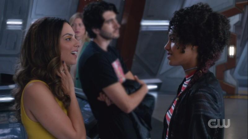charlie and zari flirt