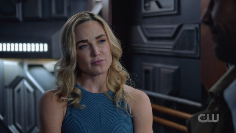 Sara considers Constantine
