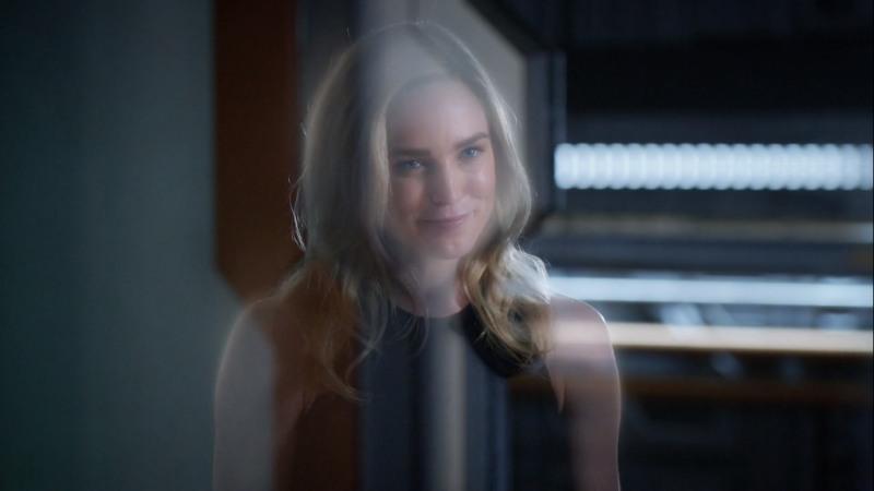 sara the hologram flirty face