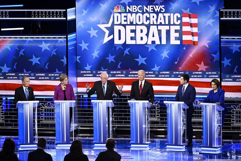 NBC News Election Coverage - Season 2020