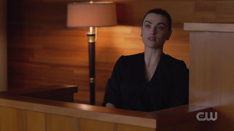 Lena on the stand