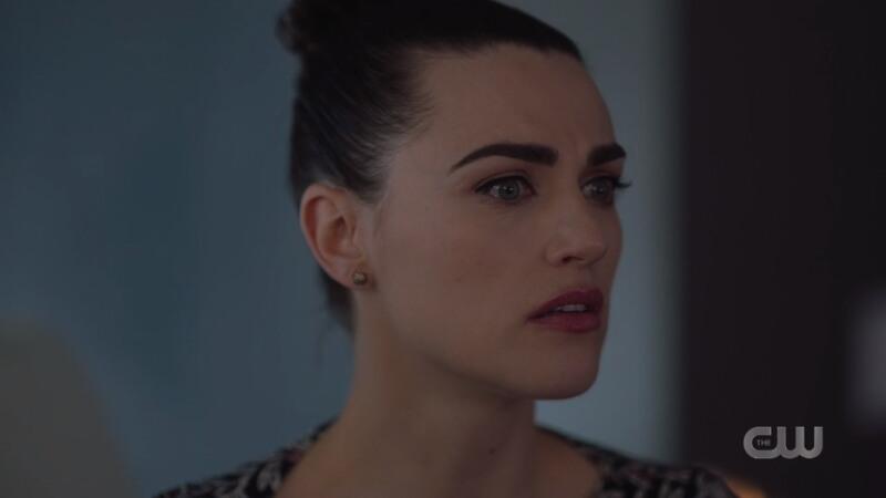 lena looks stunned