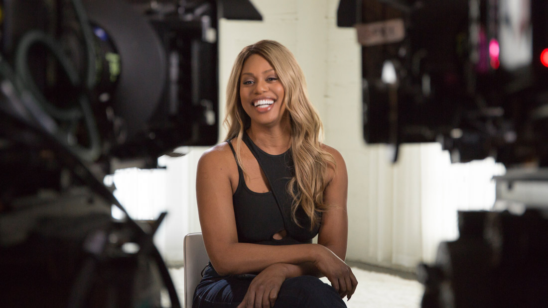 "Laverne Cox in ""Disclosure"""