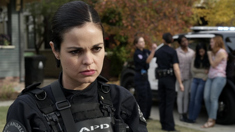 Chris grapples with a tough case that hits close to home, this week on S.W.A.T.