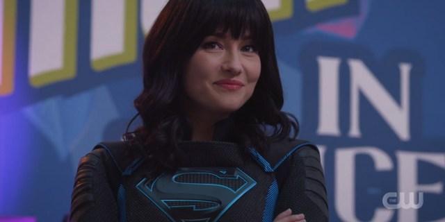 alex danvers as supergirl