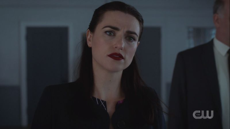 Lena looks worried