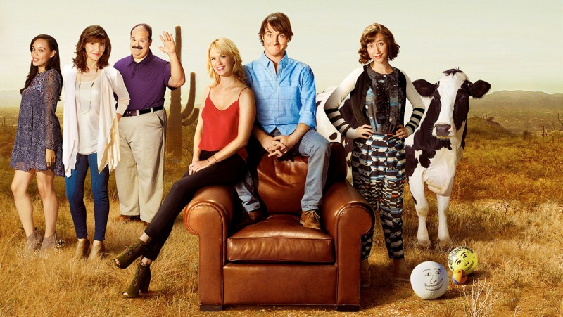 "Image: promotional photo of the cast of ""Last Man on Earth"""