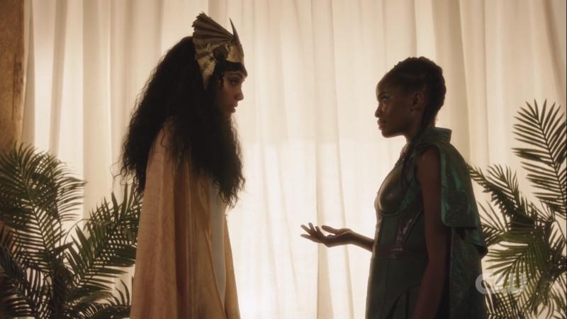 clotho and enchantress