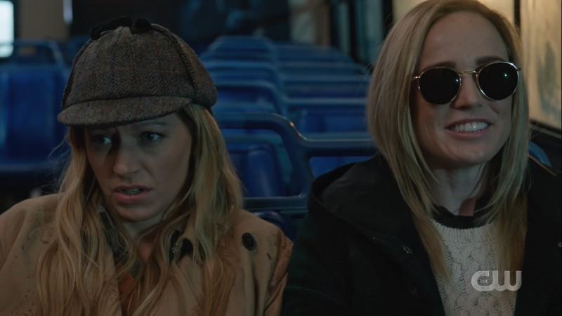 ava looks miserable on the bus