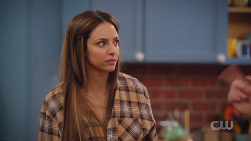 zari found her flannel