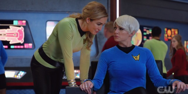 avalance as star trek