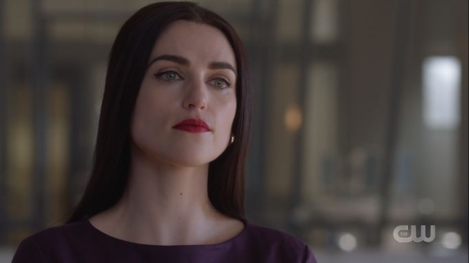 lena approaches cautiously