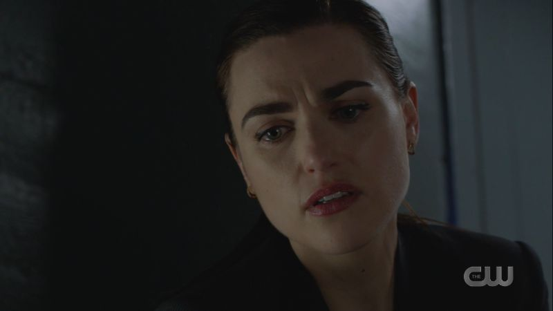 lena looks distraught
