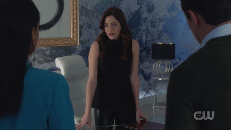andrea threatens kelly