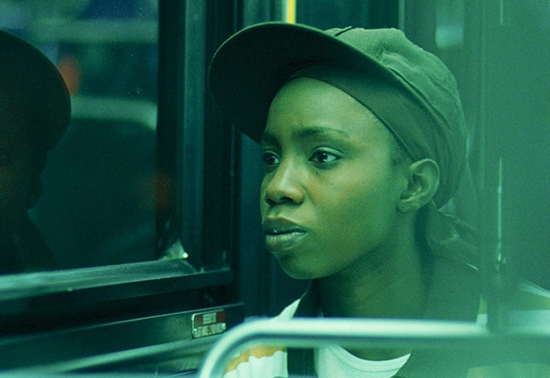 Alike on the bus back to Fort Greene.