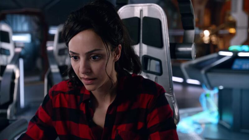 zari focuses in flannel