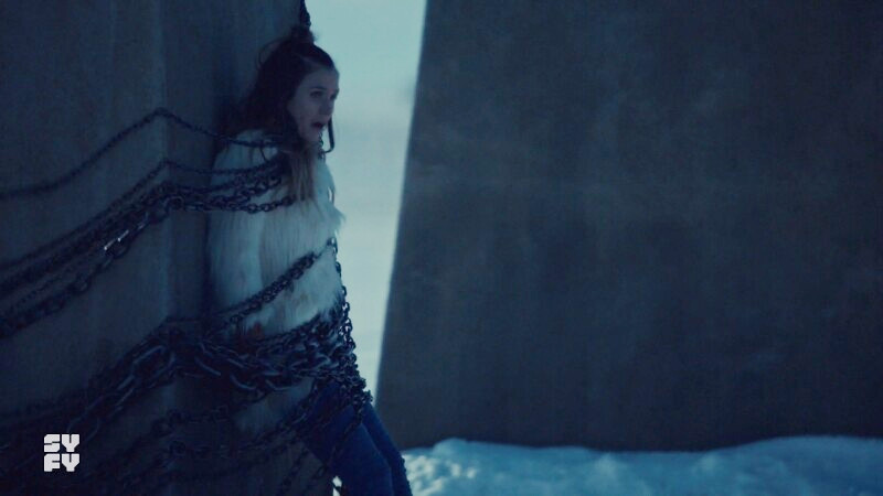 waverly still chained to the rock