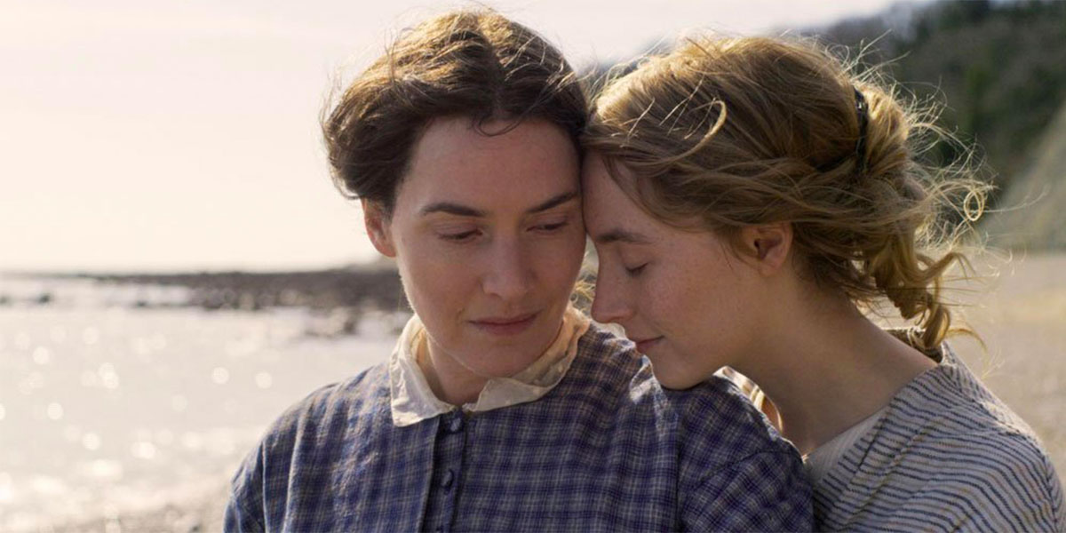 Pop Culture Fix: Kate Winslet and Saoirse Ronan's Dinosaur Movie Will Wow You With The Power of Lesbian Touch