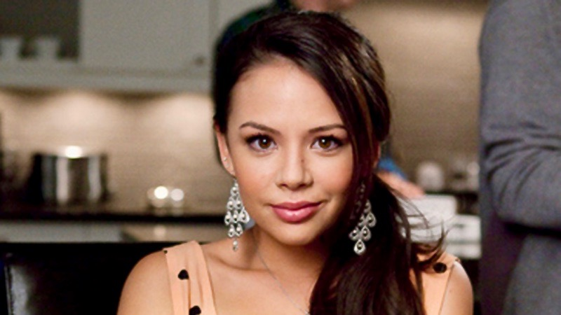 """Mona Vanderwaal of """"Pretty Little Liars"""" stares into the depths of your should while her mind works in overdrive to create its hyperadrenalized reality."""