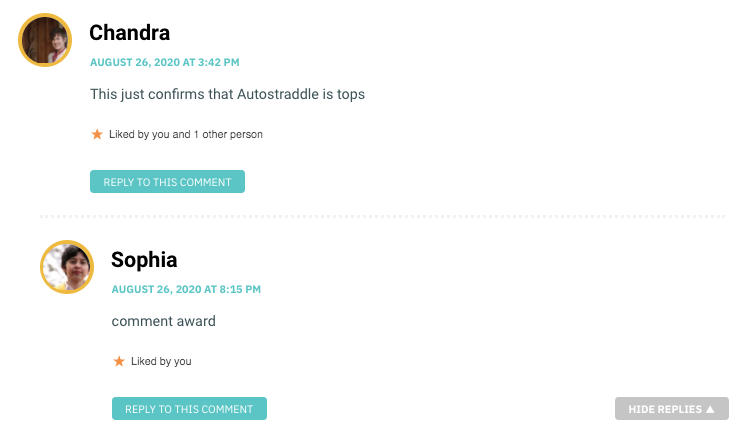 This just confirms that Autostraddle is tops