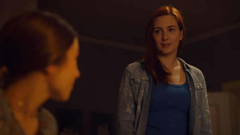 Nicole tells Waverly she can come