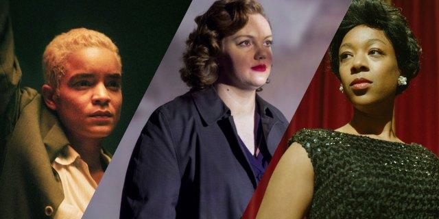 Elizabeth Faith Ludlow as Stormé DeLarverie, Shannon Purser as Phyllis Lyon, Samira Wiley as Lorraine Hannsberry