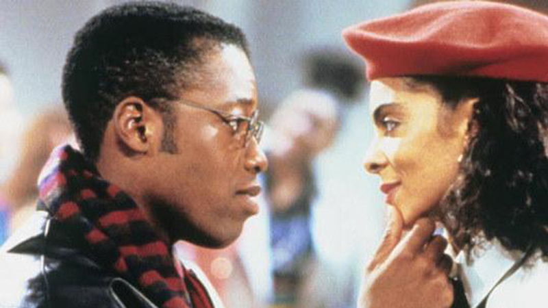 Dwayne and Whitely on A Different World