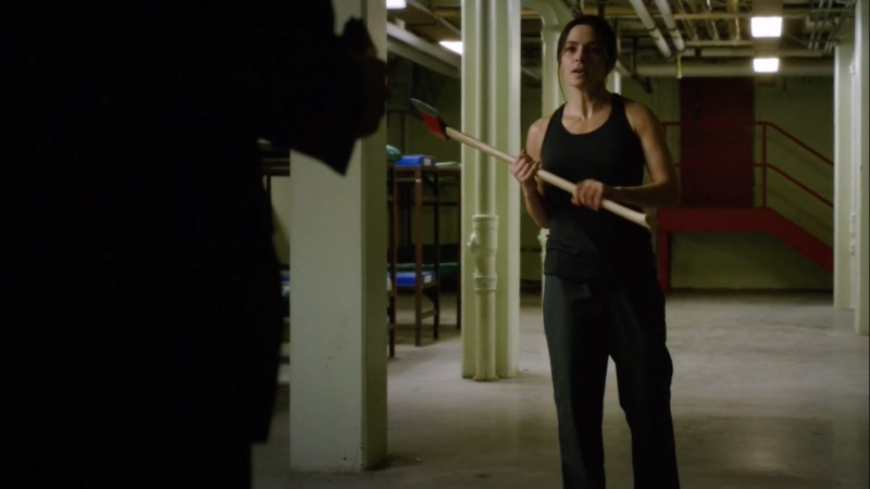 shaw with an axe person of interest
