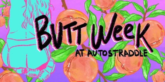 Image header for Butt Week.