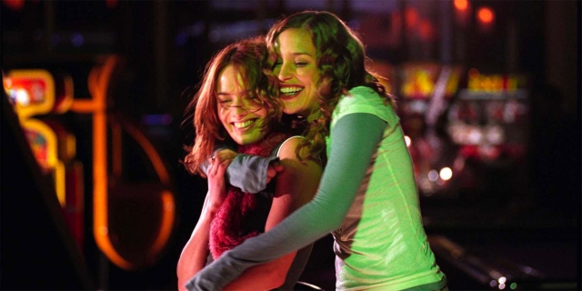 Rachel and Luce hug in Imagine Me & You