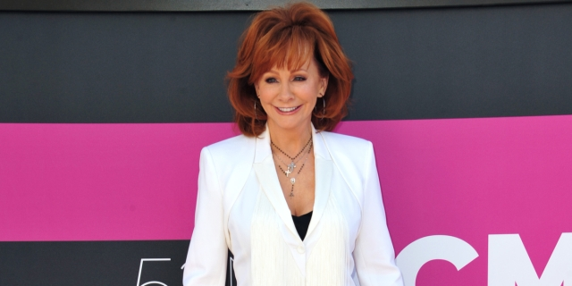Reba McEntire at the Academy of Country Music Awards 2017 at the T-Mobile Arena, Las Vegas