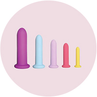 dildo dialator set