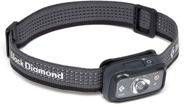 black diamond head lamp