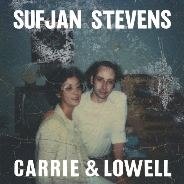 """The cover art to Sufjan Stevens' """"Carrie & Lowell"""""""