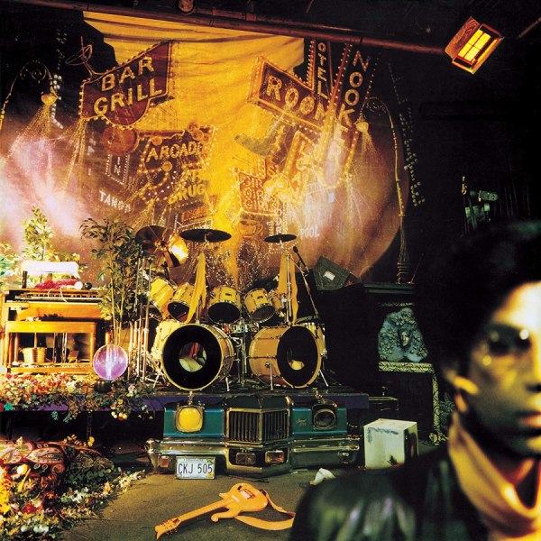 """The cover art of Prince's """"Sign O The Times"""" album"""