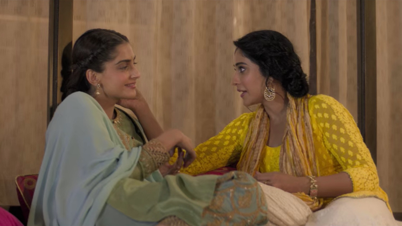 This is the first Bollywood film to feature a lesbian romance is also a queer women musical.