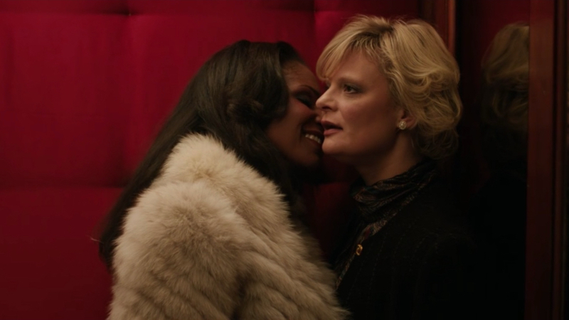 Audra McDonald and Martha Plimpton are lovers in this queer women musical.