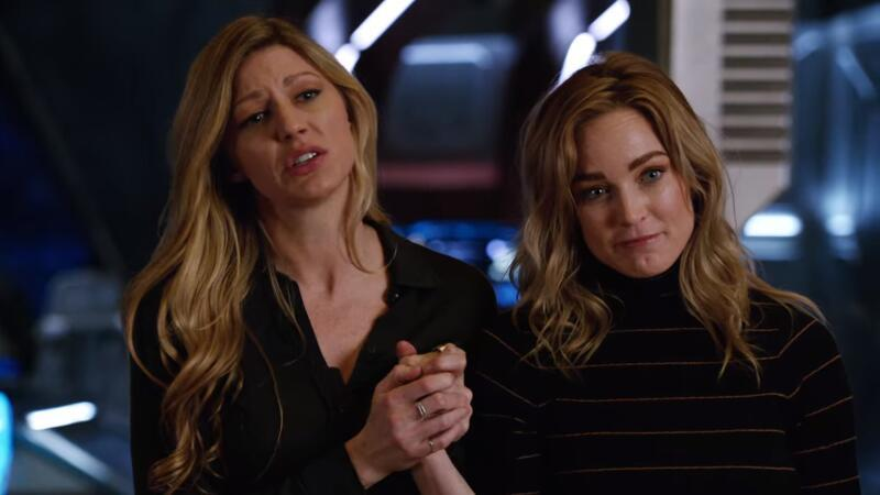 Sara and Ava from Legends of Tomorrow, once again, make the list of Best Queer TV Couples of 2020.
