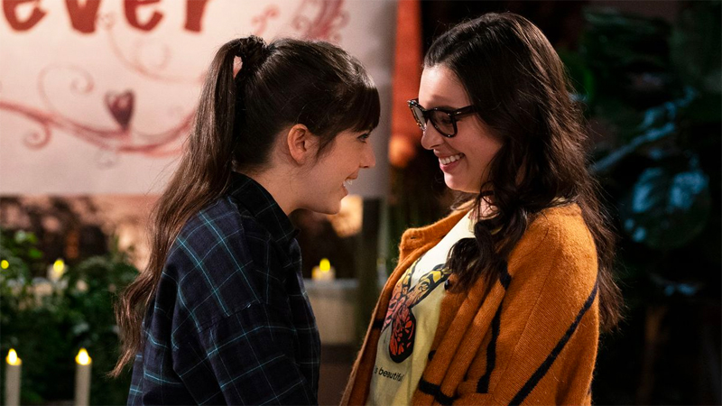 Elena and Syd, eternally on our Best Queer TV Couples of 2020 list.