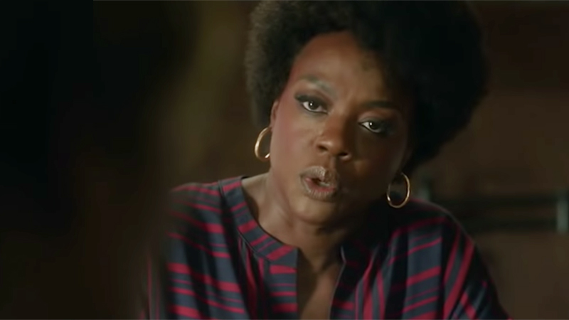 Viola Davis as Annalise Keating in one of the final episodes of How to Get Away With Murder, many of which could have made our list of Best Queer TV Episodes of 2020.