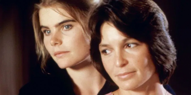 Mariel Hemingway and Patrice Donnelly in Personal Best.