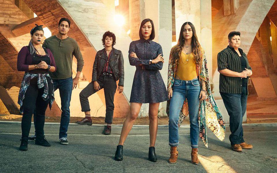 the cast of vida season 3