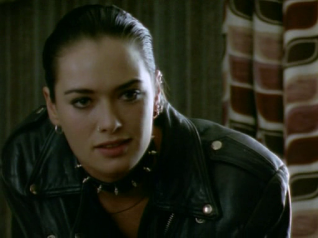 """Lena Heady in """"Band of Gold"""""""
