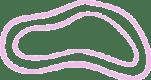 divider wavy circles