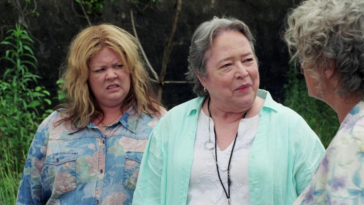 """Kathy Bates in """"Tammy"""""""