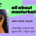 LIVE WORKSHOP: Get Into the Queer Sex 101 Workshop Series, Learn All About Masturbation with Shelli!