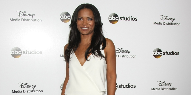 Rose Rollins at the ABC International Upfronts 2015 at the Disney Studios